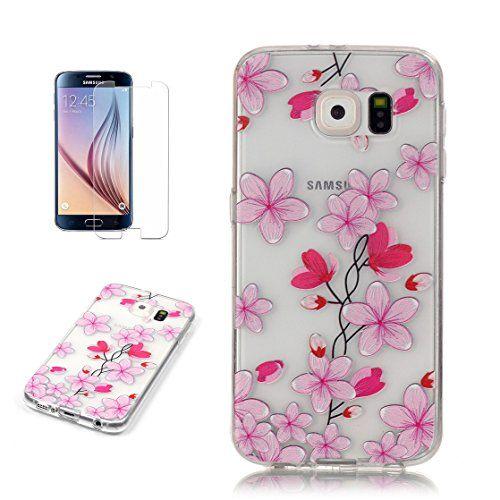 Yrisen 2in 1 Samsung Galaxy S6 Hülle Silikon Schutzhülle…