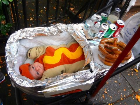 10 Great Costumes for Food Bloggers' Kids! | Shockingly Delicious
