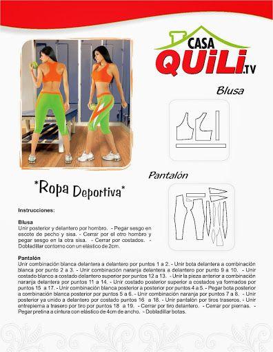 Quili Ropa depotiva - Mary N - Álbuns da web do Picasa
