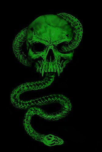 Death Eater Mark Harry Potter Pinterest Death Harry Potter