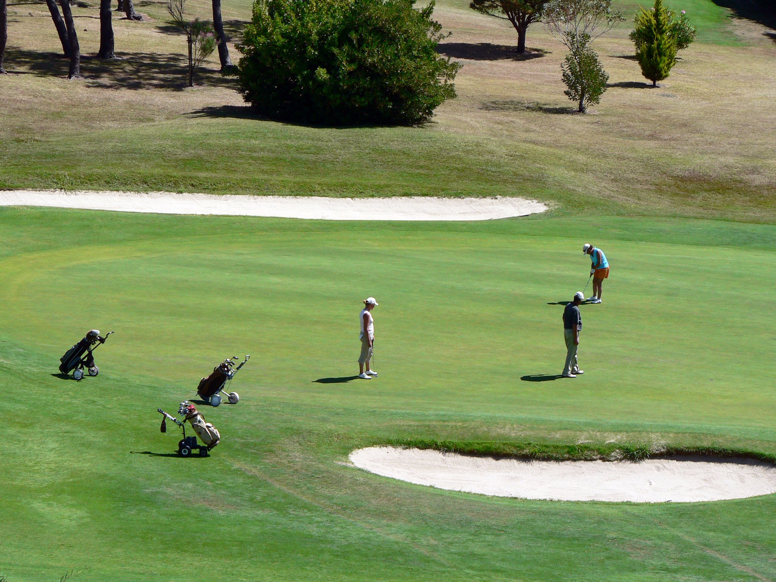 Biarritz Golf Du Phare Pays Basque Biarritz Pays