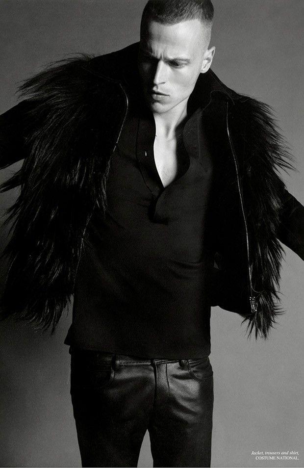478fe1663 Lars Burmeister for Fashion For Men by Milan Vukmirovic | Men in ...