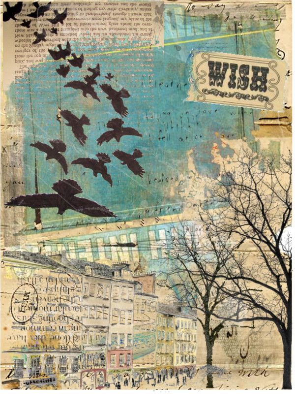 untitled #artjournalmixedmediainspiration