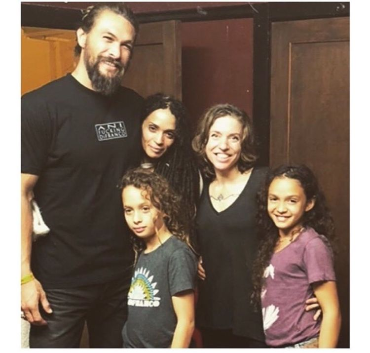 Jason Momoa Takes A Stroll With His Kids: Pin By Shealene Williams On Side Husbands (in My Dreams