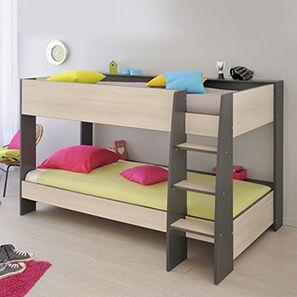 Louie Bunkbed Beech For Home Pinterest Bunk Beds Kids Bunk