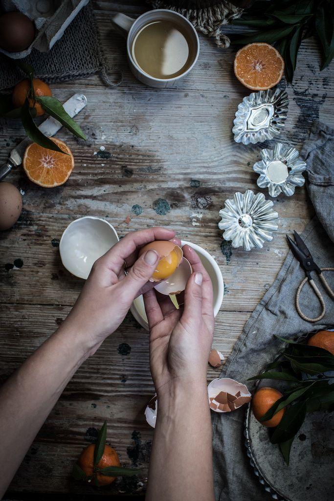 winter citrus meringue tarts