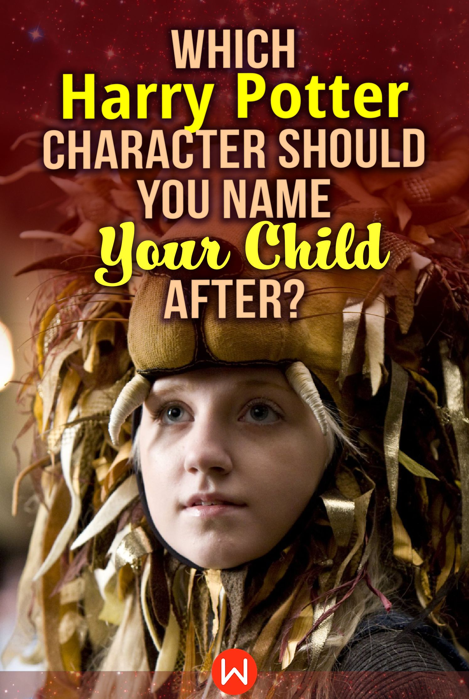 Quiz Which Harry Potter Character Should You Name Your Child After