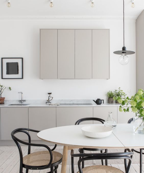 Nordiska Kök - Via Coco Lapine Design Blog | Kitchen | Pinterest