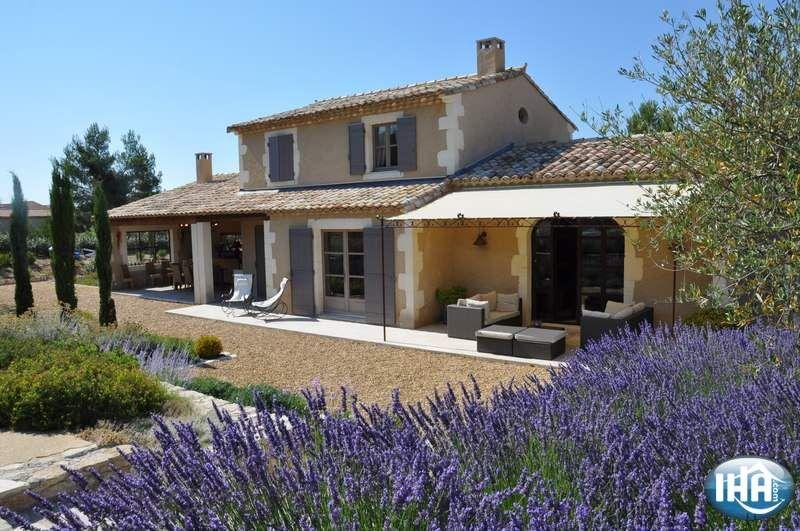 Maison Provençale de Prestige Eygalières Location de vacances de - location vacances provence avec piscine