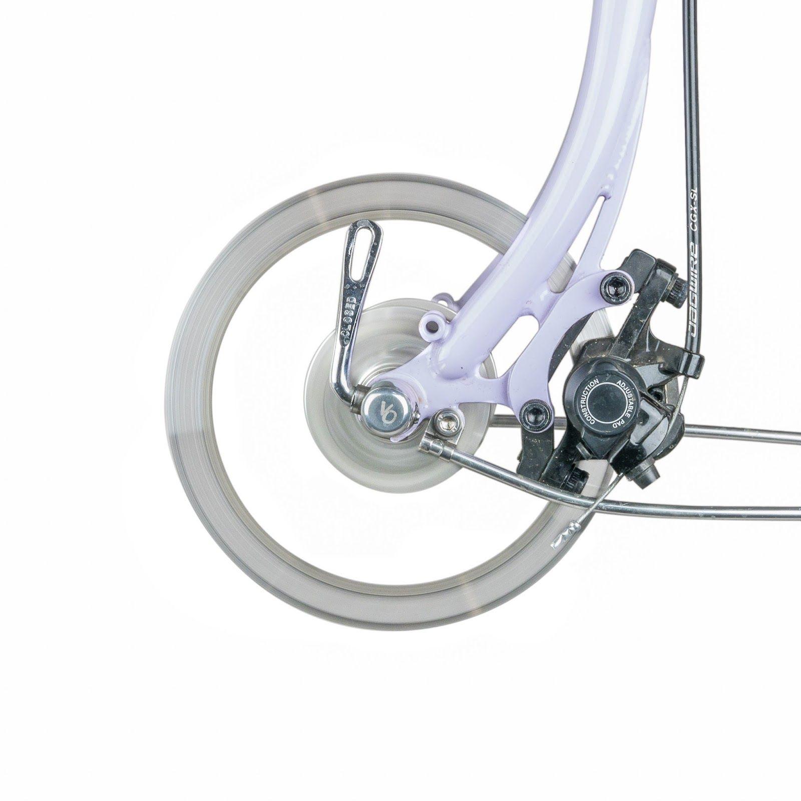 disc brakes fender mount