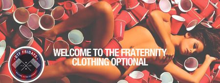 """Down To Frat London Freshers at Ping, 180-184 Earl's Court Road, London, SW5 9QG, UK. 19Sep'14 at 10:30pm - 2:00am.Ual Kings Imperial Queenmary Ucl Westminster Kingston  Dtf Fridays - The Uk'S Biggest Fraternity   Our legendary American Themed party is back! This time we mean business... """"Student Drink Prices Beer Pong Ping Pong Thousands Of Red Cups Arcade Machines Guest Dj'S  Tickets: http://atnd.it/14969-0  Category: Nightlife   Artists: Surprise DJ  Prices: Early Bird £5, Standard £10"""