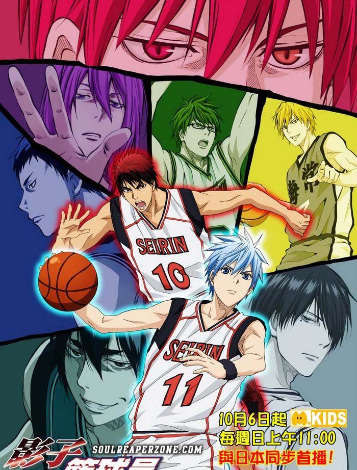 Kuroko no Basket Season 2 Bluray [BD] Episode 0125 H264