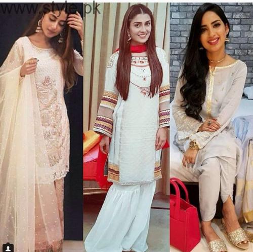 Pakistani Celebrities on Eid-ul-Azha 2016 Day 1 (7)