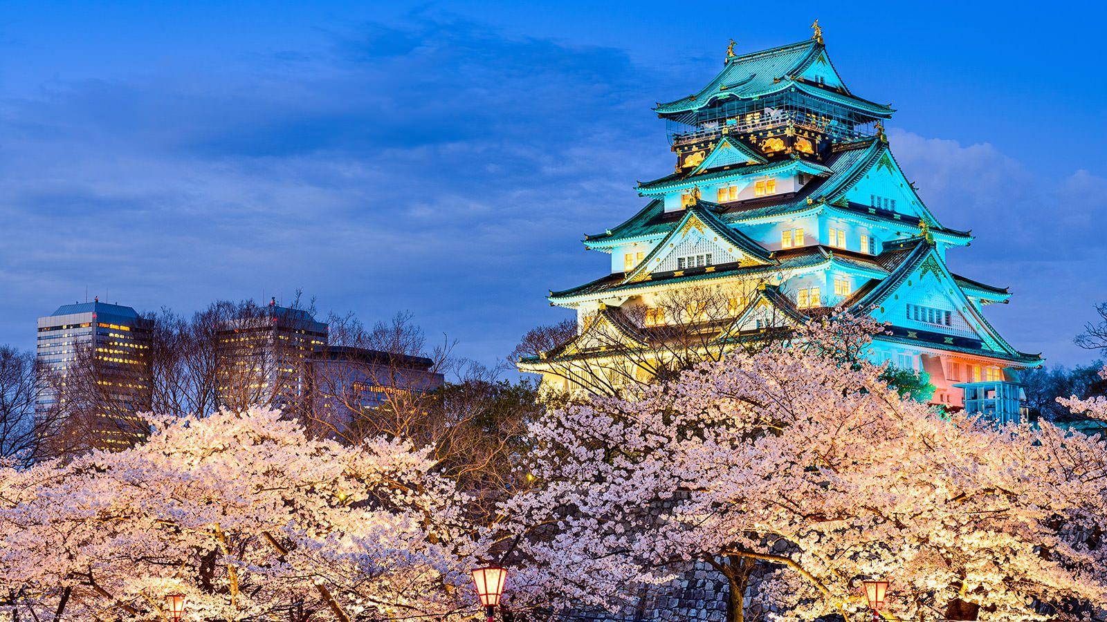 Osaka An Best Adventure Travel Gear Patrol