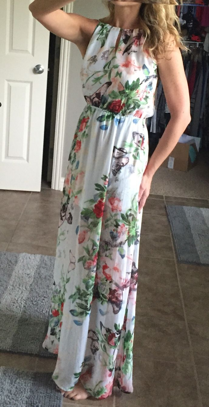Fate ruby maxi dress received this dress in a previous fix and sent