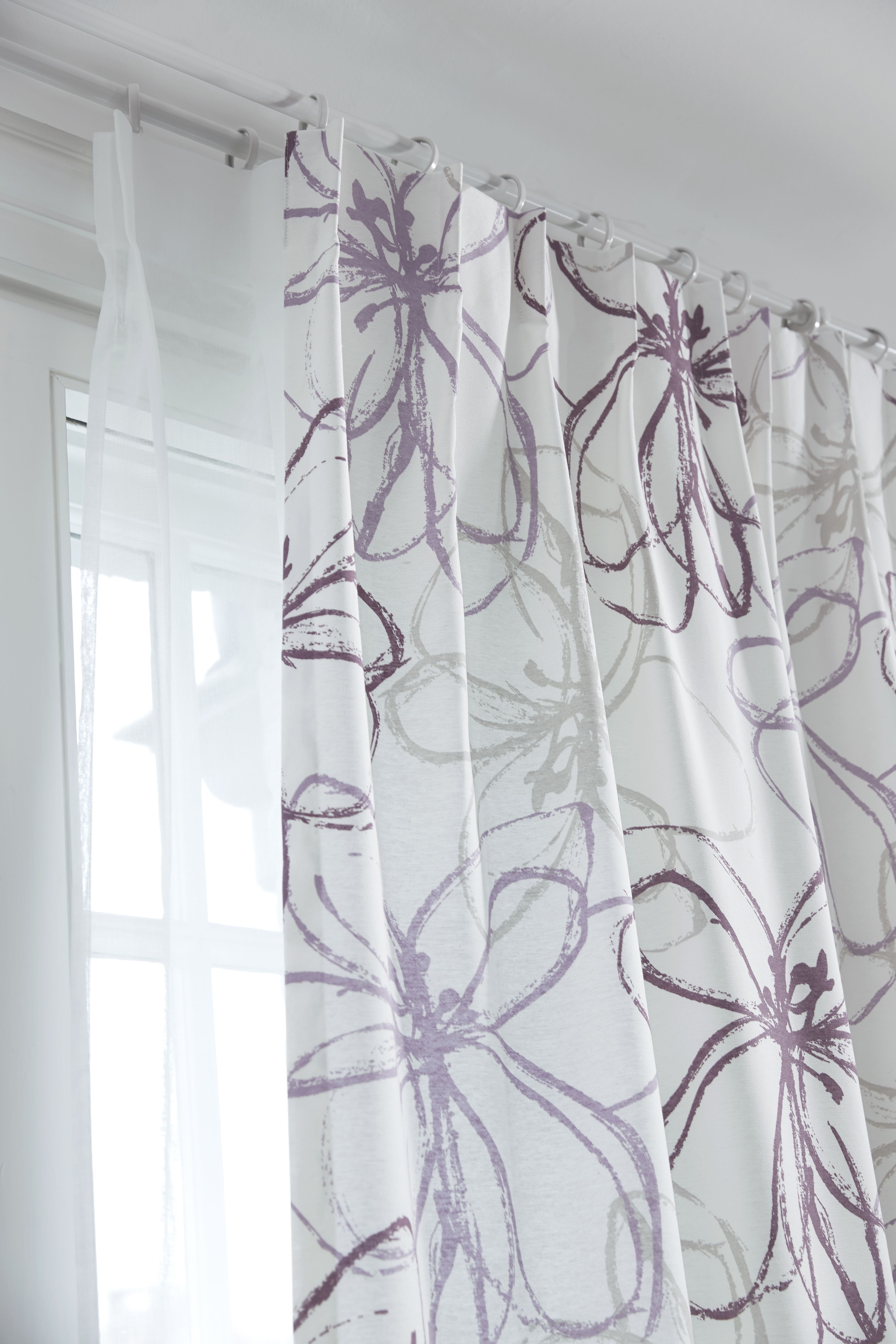 chez vous | Romantic purple | Pinterest | Drapes and blinds, Custom ...