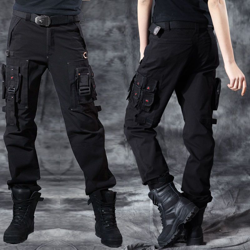 black cargo pants for women - Google Search | Paintball ...