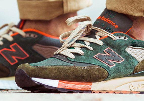 mens new balance® for j.crew 998 concrete jungle sneakers