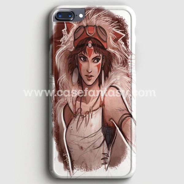 San Princess Mononoke iPhone 7 Plus Case | casefantasy