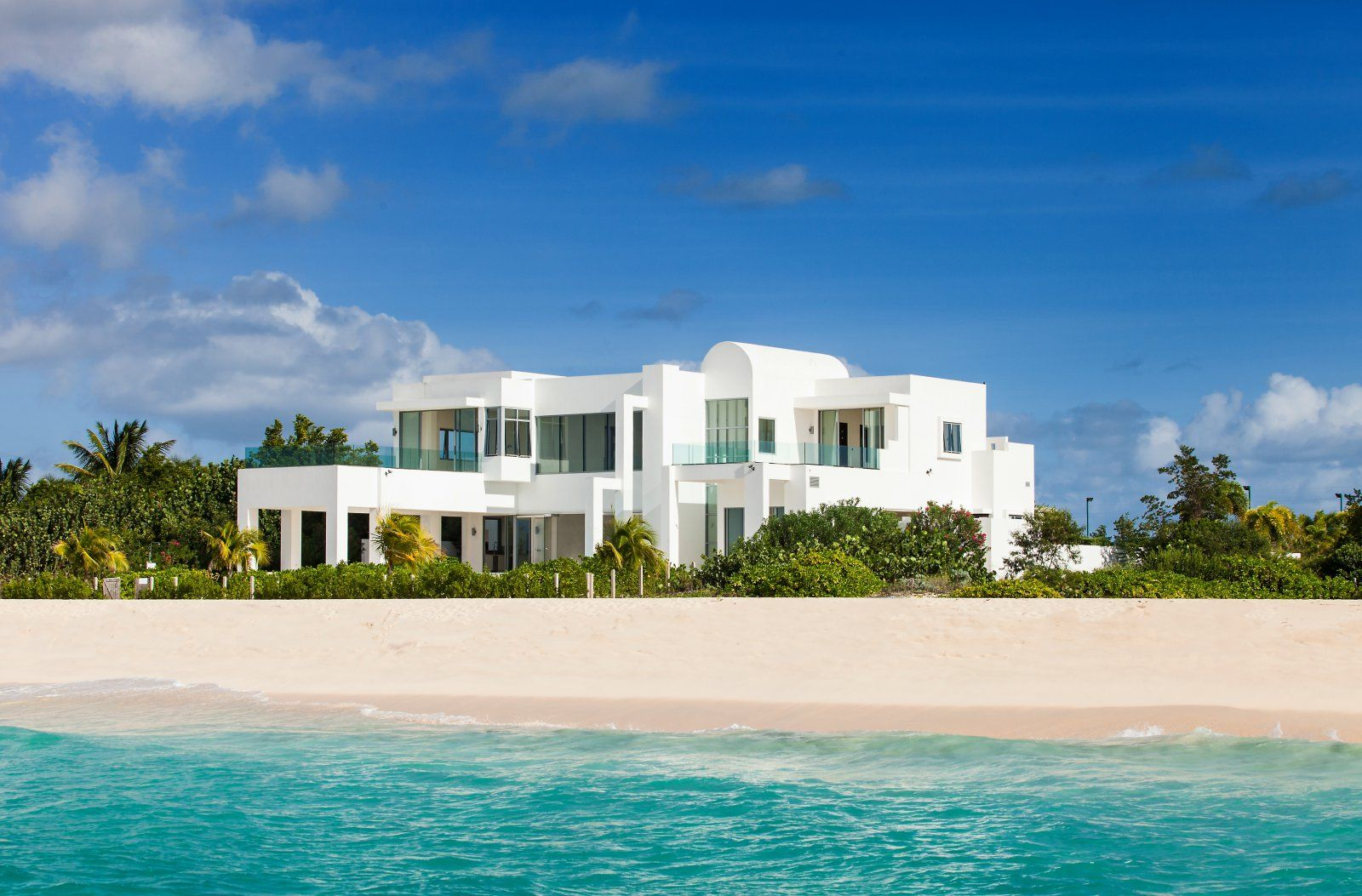 The Beach House In Anguilla Is