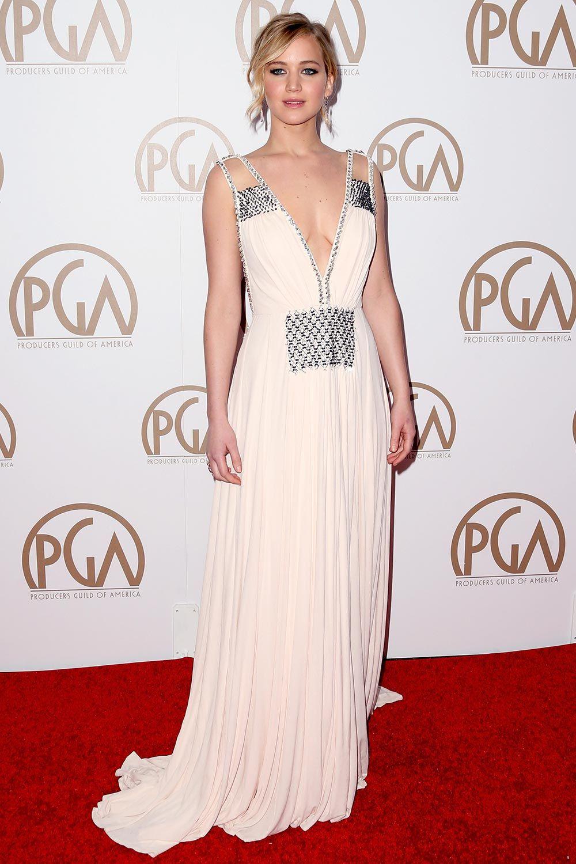 Jennifer Lawrence by PRADA [SAGA 2015]