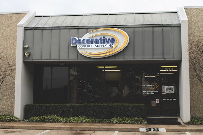 Decorative Concrete Supply, Inc. - Carrollton Location (North of Dallas)  #DecorativeCS