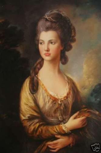 In the 19th century, only rich women had a mirror! | Luxury Woman ...