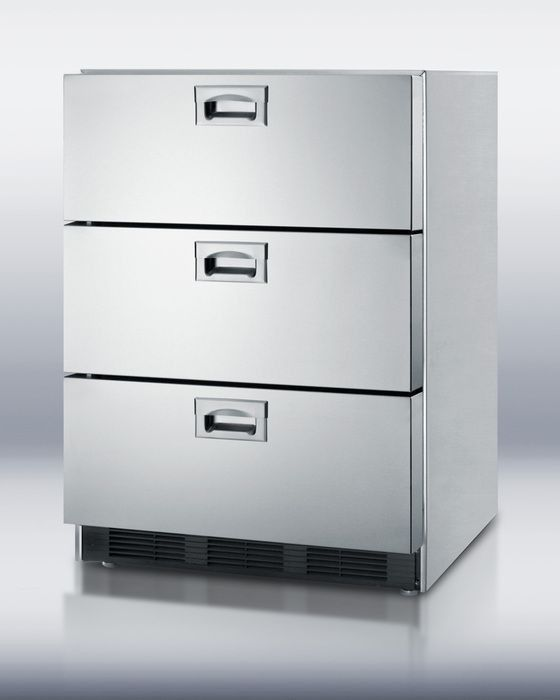 The Days Of The Space Hogging Fridge May Be Numbered Under The Counter Refrigerator Drawers Alm Refrigerator Drawers Outdoor Kitchen Undercounter Refrigerator