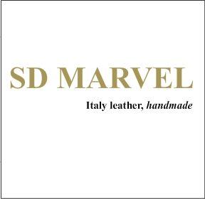SD MARVEL, ITALY LEATHER;HANDMADE