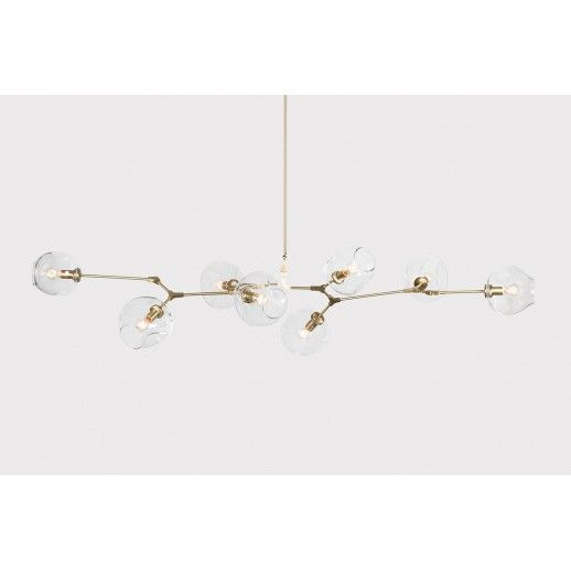 Product Name Lindsey Branching Bubble Chandelier 8 Replica