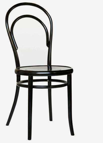 The No 14 Vienna Chair Is The Most Famous Chair Made By The