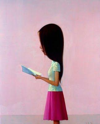 Contemporary Art Paintings by Liu Ye