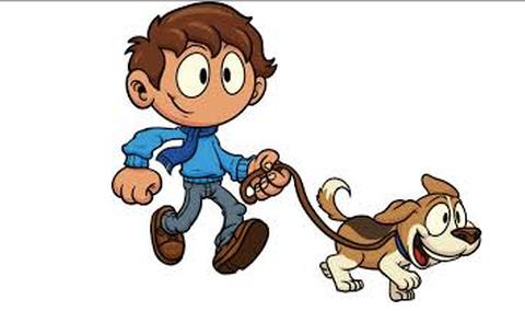 Screenshot 2018 05 28 12 00 02 Png Dog Vector Dog Walking Cartoon Dog