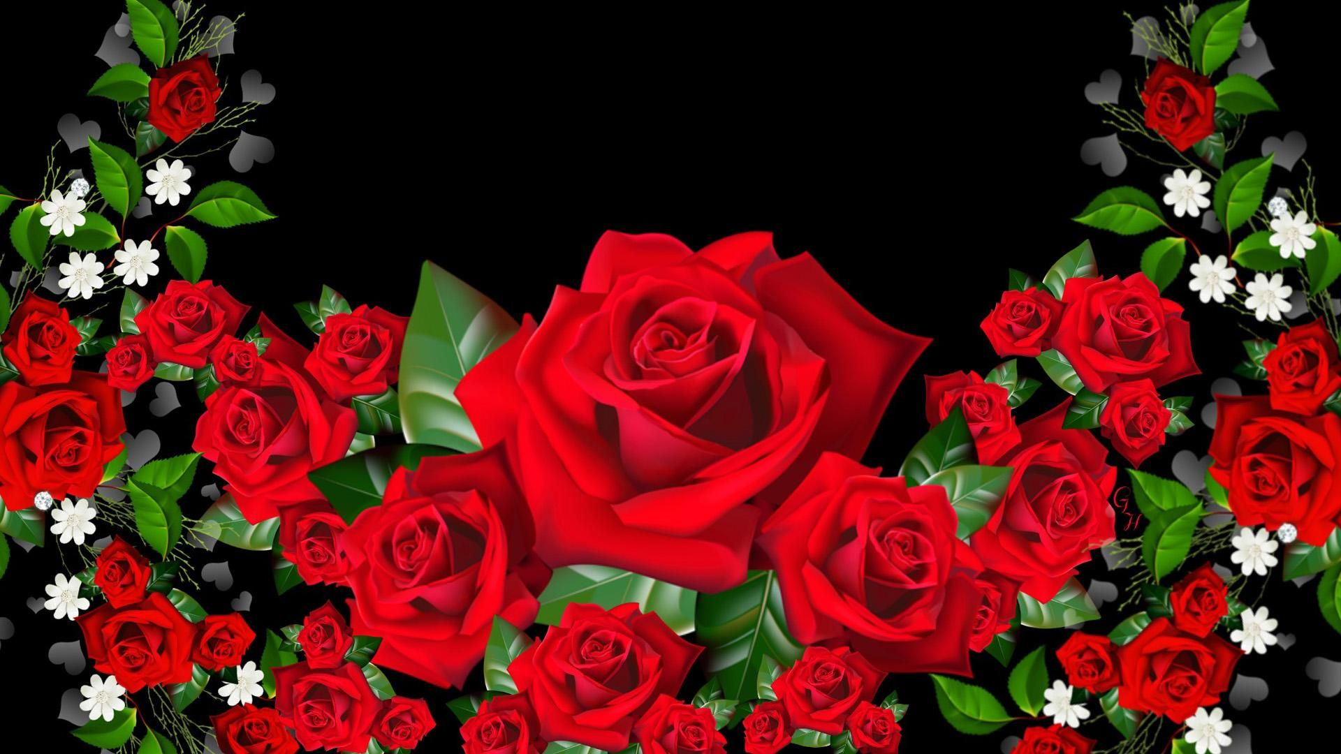 3d Rose Wallpapers Free Download 3d Flower Wallpapers Rose Is Hd Wallpapers Backgrounds For Desktop Or Flower Wallpaper Hd Flower Wallpaper Rose Wallpaper