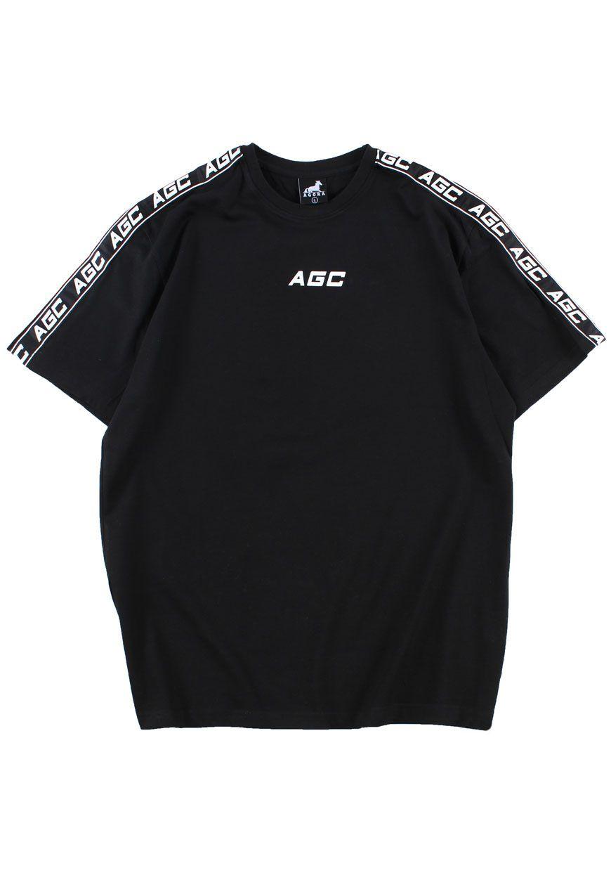 Shop Agora Tops Agc Tape T Shirt Agora Clothing Shop Products