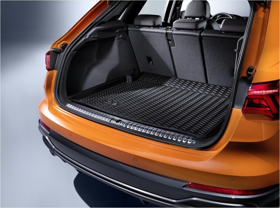 2019 Audi Q3 All Weather Cargo Mat 83a061180 Genuine Audi Accessory Cargo Mat Audi Q3 Audi