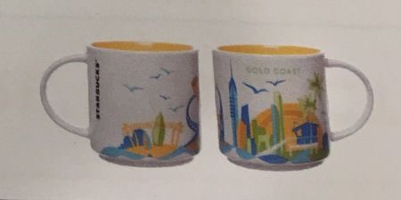 Series CoastYou Mugs Gold Are City Starbucks Here YfgmIvb67y