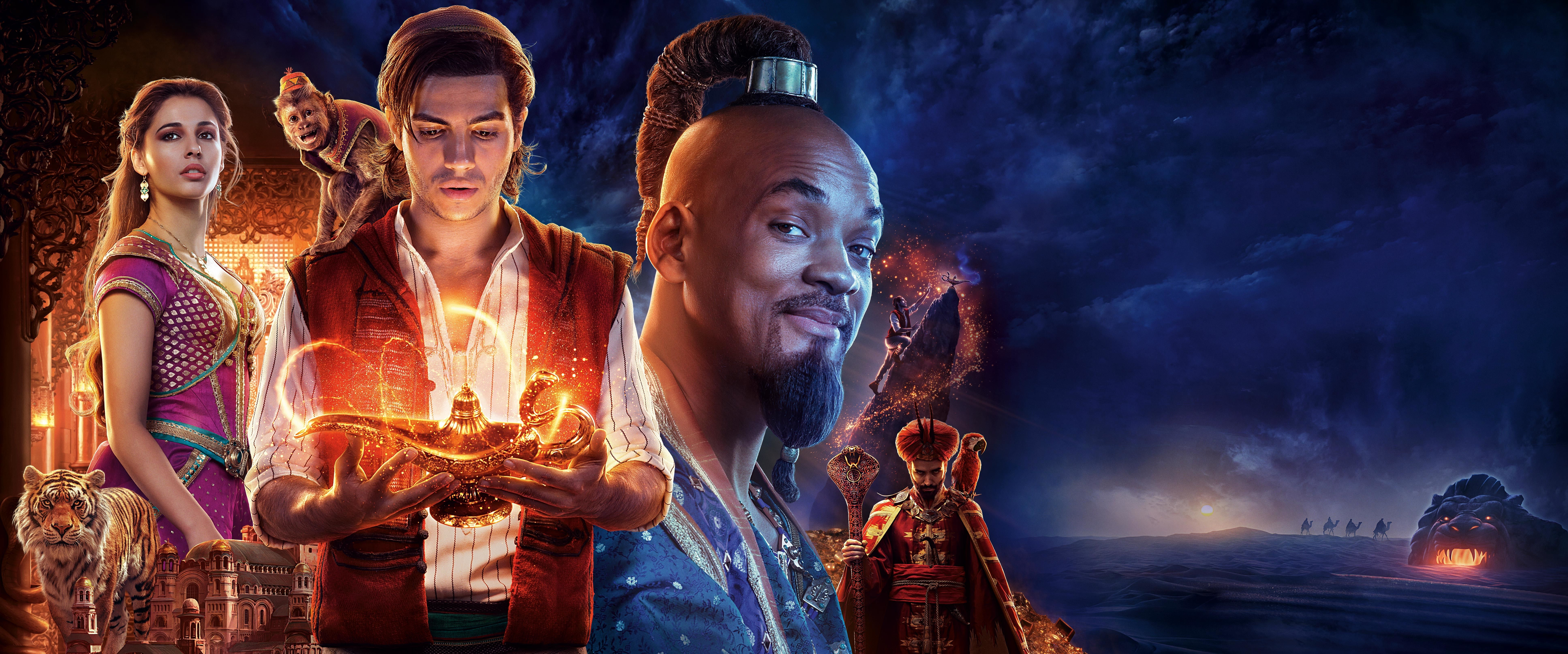 Aladdin Movie 2019 Wallpaper Hd Movies 4k Wallpapers Best Representation Descriptions Related Searches Aladdin Movie Mermaid Movies Little Mermaid Movies