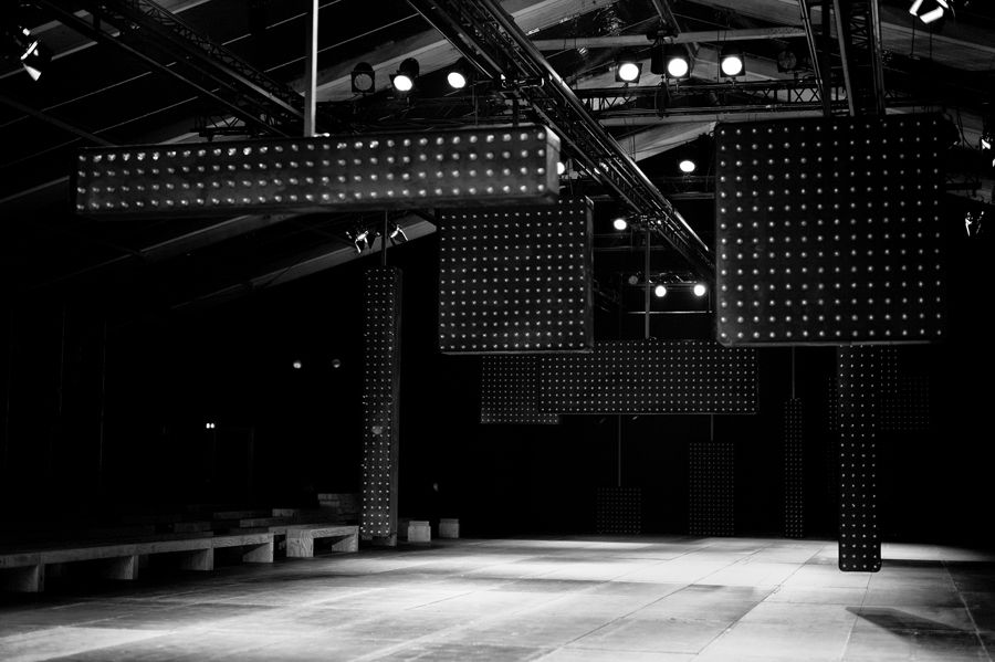 paleshadows:  SAINT LAURENT FW14 COLLECTION X RUNWAY BY HEDI SLIMANE