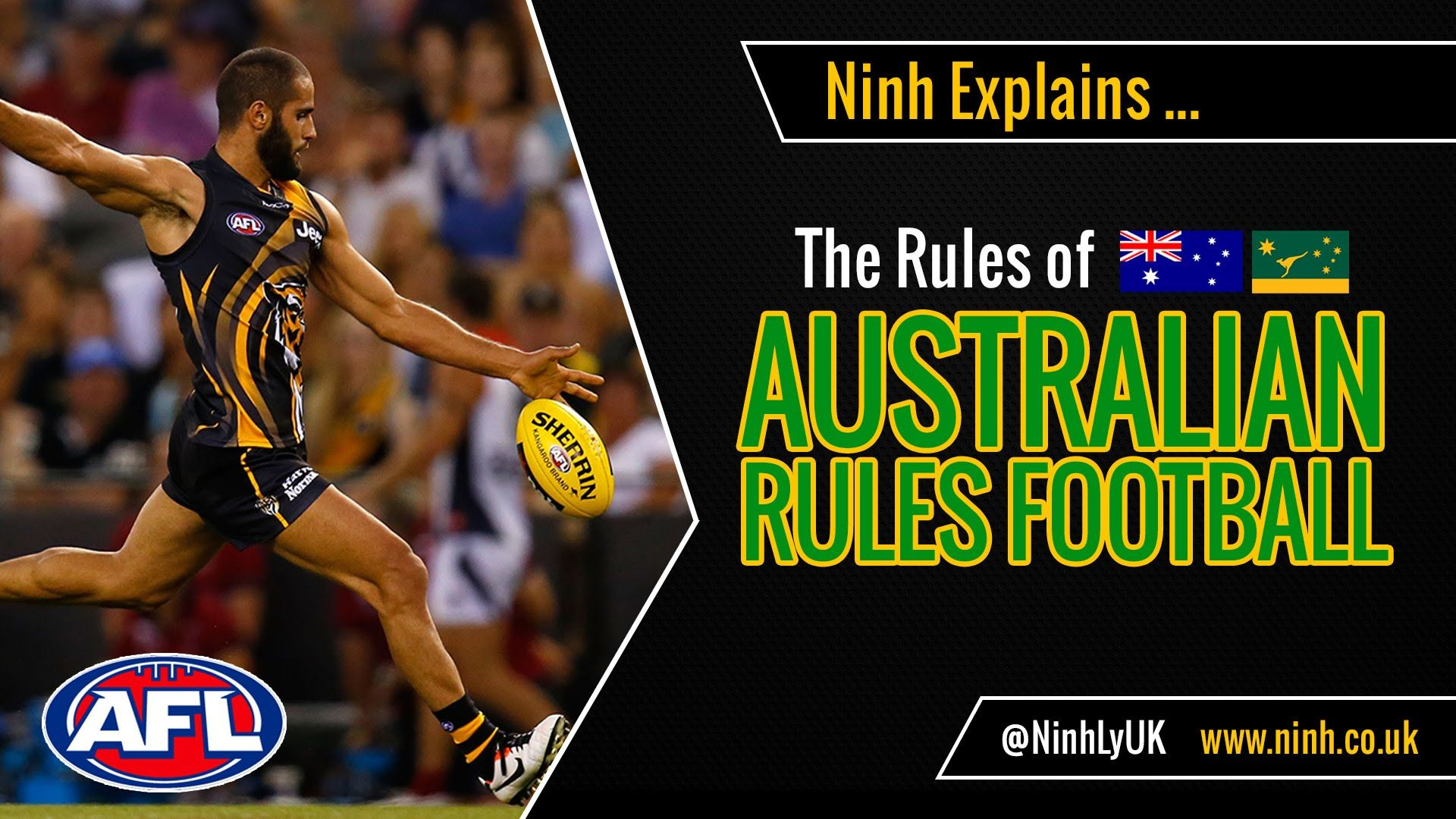 The Rules of Australian (Aussie Rules) Football