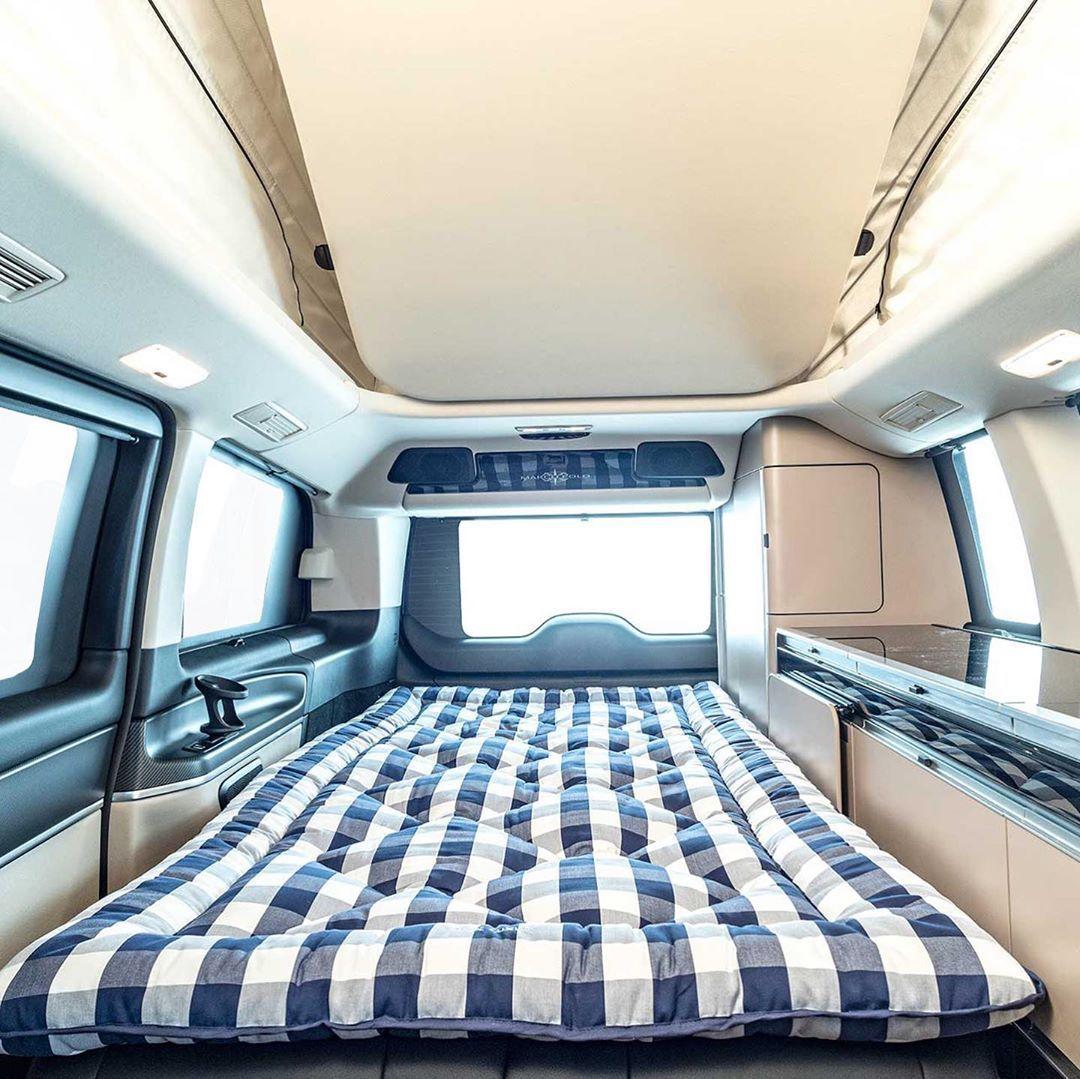 Ab Sofort Bestellbar Das Perfekte Bett In Ihrem Mercedes Benz
