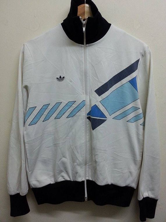 best prices outlet online cheap price Sale Vintage 1970s Adidas Ventex Trefoil Style by SuzzaneVintage ...