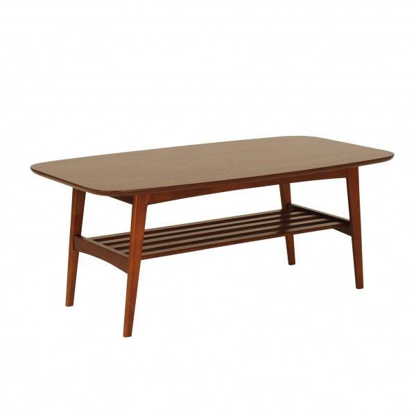 Finish Walnut Veneer Coffee Table Coffee Table Rectangle