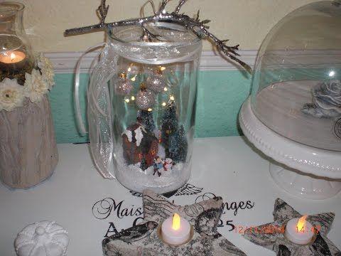 Winterglas variante 2 winter im glas weihnachten im glas