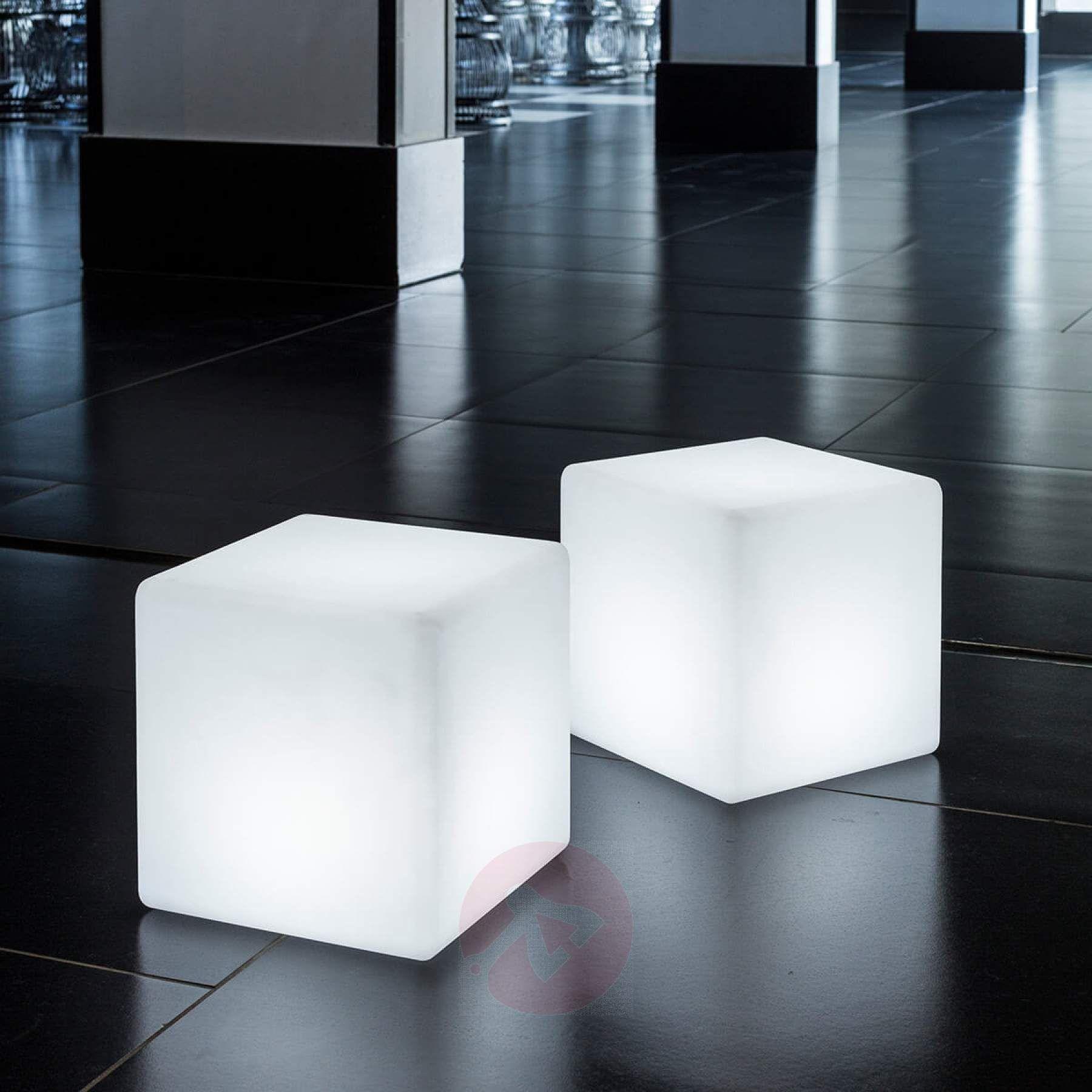 Big Cube Leuchtender Wurfel Steuerbar Per App Licht Trend Leuchten Led