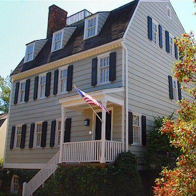 Hampton Lillibridge House - Savannah, GA