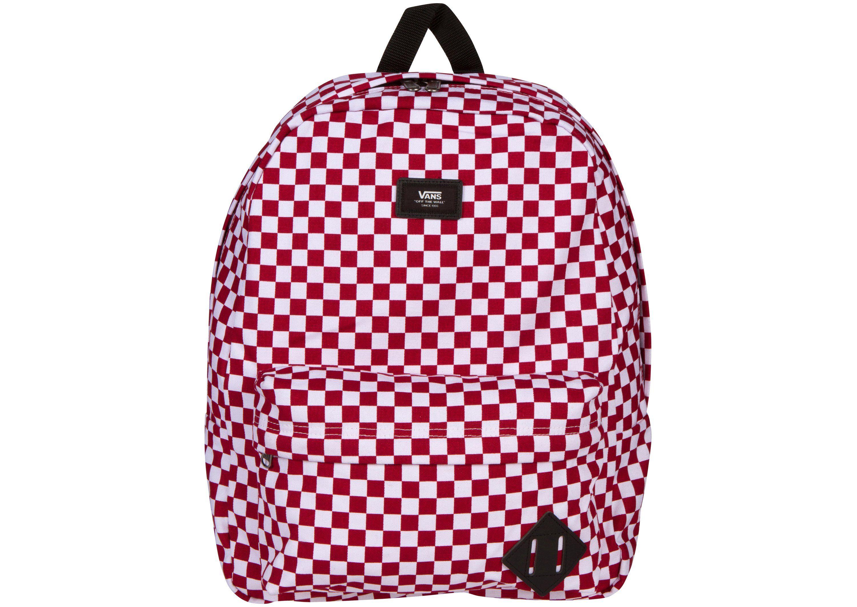 40ef09813321db Vans Old Skool II Pack Red White Checkerboard in 2019