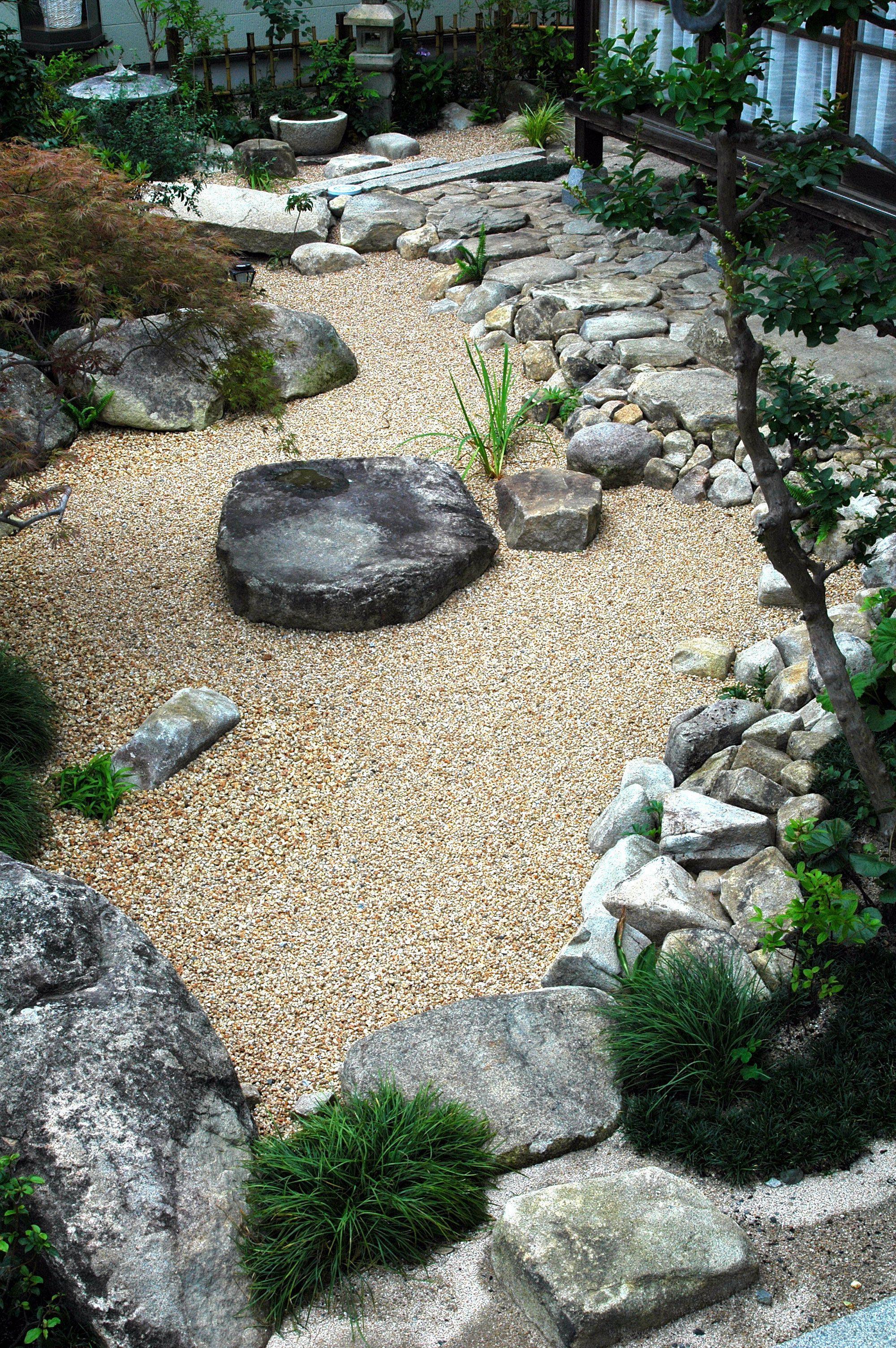 Rocks In Gardens