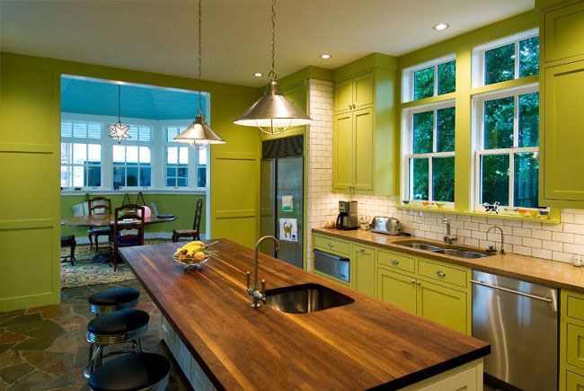 Dillon Kyle designs - loving the nontraditional kitchen ...