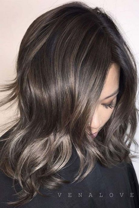 Couleur cheveux tendance 2018   coupe de cheveux en 2019 ... - Couleur Tendance 2018